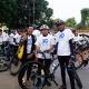 Spectrum Kachin Team contributed their hard work on International Ozone Preservation Day