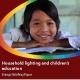 Household lighting and children's education